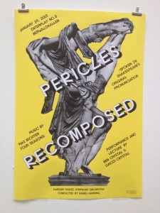 Pericles Recomposed