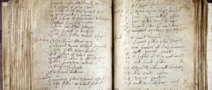 Shakespeare's Burial record